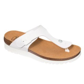 BOA VISTA UP biele zdravotné papuče