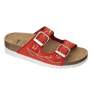 Mälaren bledoružovej zdravotné papuče (model 2020)