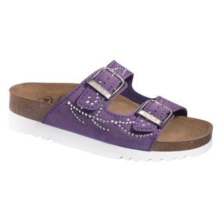 Mälaren fialové zdravotné papuče (model 2020)