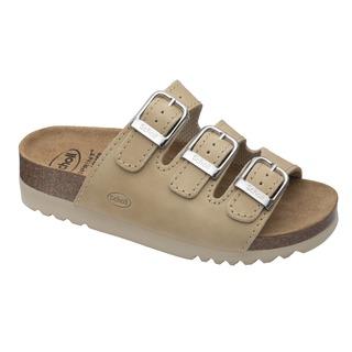 RIO biela zdravotné papuče