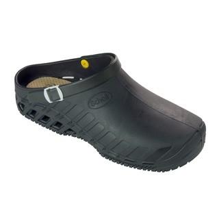 Clog EVO čierna pracovná obuv