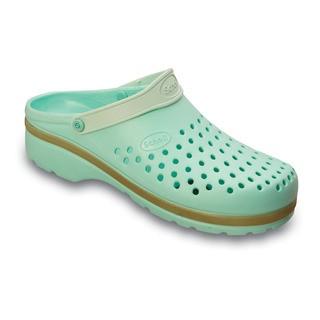 LIGHT COMFORT modrozelená pracovná obuv