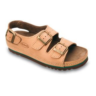 AIR BAG s pásikom - prírodná zdravotné papuče
