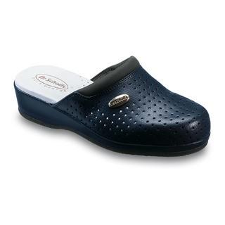 Clog BACK GUARD - modrá pracovná obuv