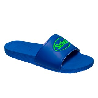 WOW - modré zdravotné papuče