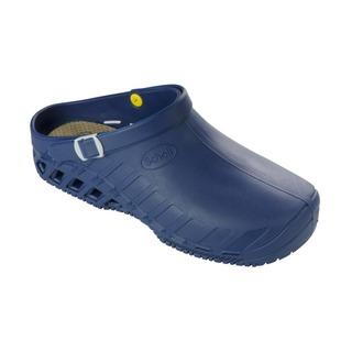 Clog EVO modrá pracovná obuv