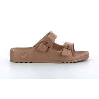 SHO BAHIA - bronzové zdravotné papuče