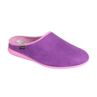 Chiko purpurová domáca obuv