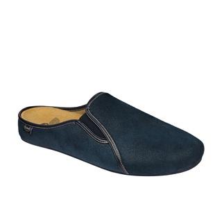 FELCO tmavo modrá domáca obuv