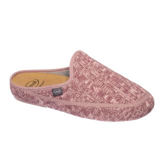 MADDY ružová domáca obuv