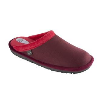 NEW Brienne tmavo červená domáca obuv