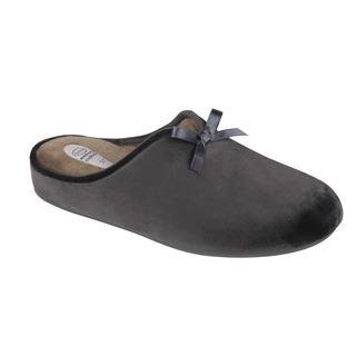 Rachele šedá domáca obuv