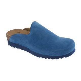 SIRDAL modrá domáca obuv