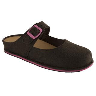 SPIKEY2 tmavo hnedá domáca obuv