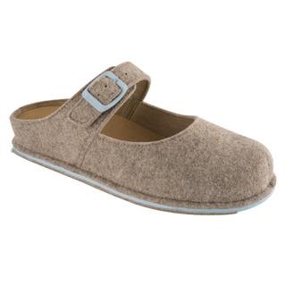SPIKEY2 - svetlo hnedá domáca obuv