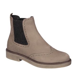 RUDY béžová členková obuv