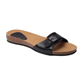 BAHAMA 2.0 - čierne zdravotné papuče