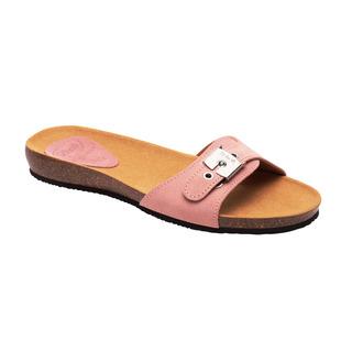 BAHAMA 2.0 - svetlo ružové zdravotné papuče