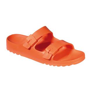 BAHIA - oranžové zdravotné papuče