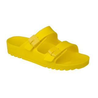 BAHIA - žlté zdravotné papuče