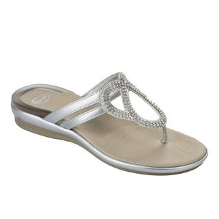 BELTHIL strieborné zdravotné papuče