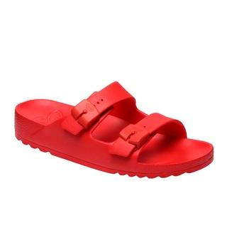 BAHIA - červené zdravotné papuče
