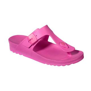 BAHIA FLIP-FLOP - ružové zdravotné papuče