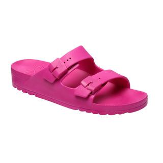 BAHIA - ružové zdravotné papuče