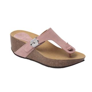 EDNA 2.0 - svetlo ružové zdravotné papuče