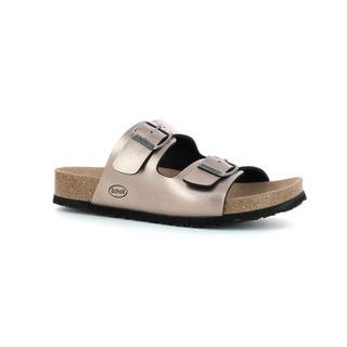 SHO AMELIA - bronzové zdravotné papuče