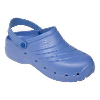 WORK LIGHT modrá pracovná obuv