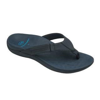 RYDER tmavo modré zdravotné papuče
