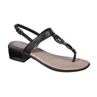 YOKO FLIP-FLOP čierne zdravotné sandále