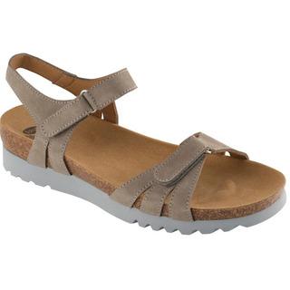Ayda šedé zdravotné sandále