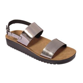 CYNTHIA SANDAL cínová šeď zdravotné sandále