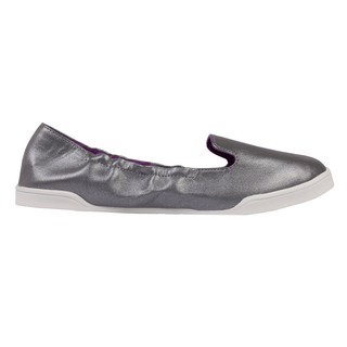 POCKET SLIP ON - šedé balerínky
