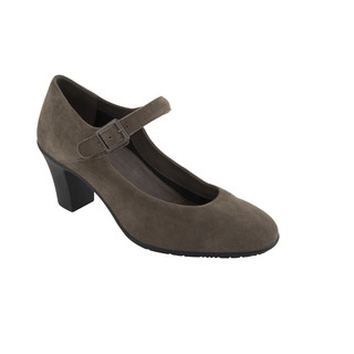 JUDIT šedá členková obuv