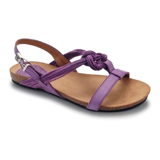 Ceara - fialové zdravotné sandále