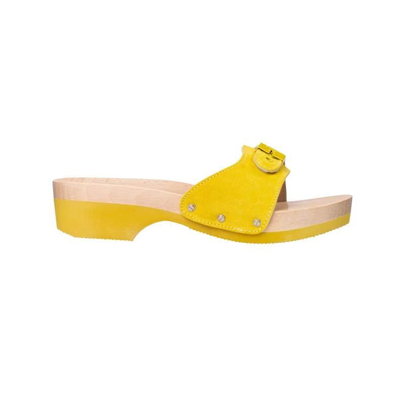 Scholl PESCURA HEEL - pieskové zdravotné papuče