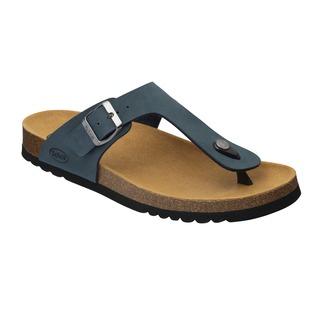EVIS 2.0 modré zdravotné papuče