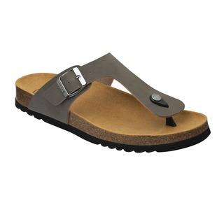 EVIS 2.0 šedé zdravotné papuče