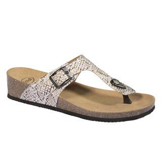GANDIA strieborné zdravotné papuče (model 2020)