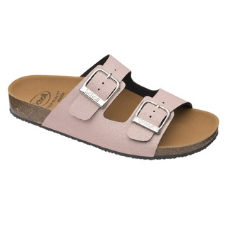 Greeny Mälaren ružové zdravotné papuče