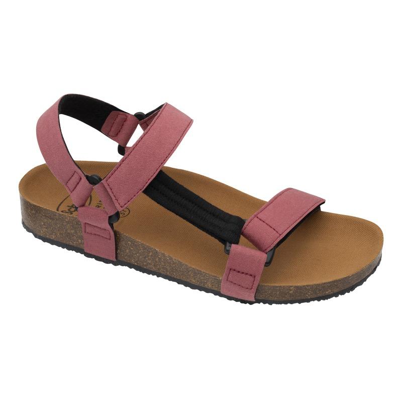 Scholl Greene HEAVEN - zelené zdravotné sandále