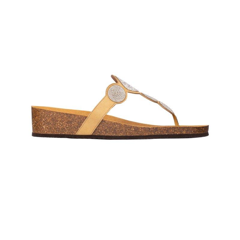 Scholl SHARON FLIP-FLOP - čierne zdravotné papuče