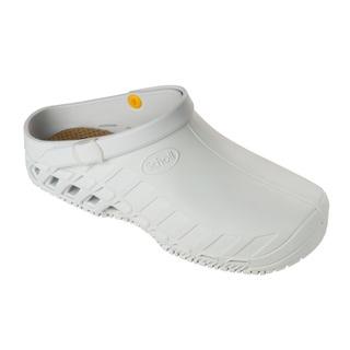 Clog EVO biela pracovná obuv