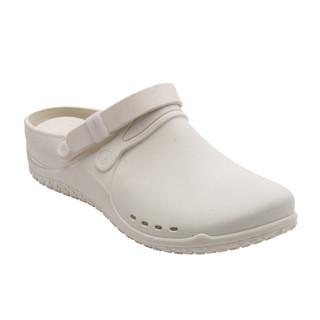 Clog PROGRESS biela pracovná obuv