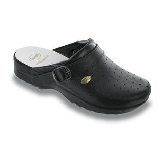 Clog Racy - čierna