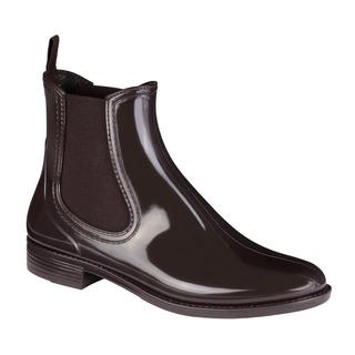 Otca čierna členková obuv