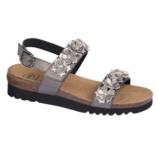 LETIZIA SANDAL cínové zdravotné sandále